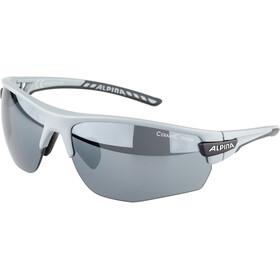 Alpina Tri-Scray 2.0 HR Gafas, grey matt/black mirror